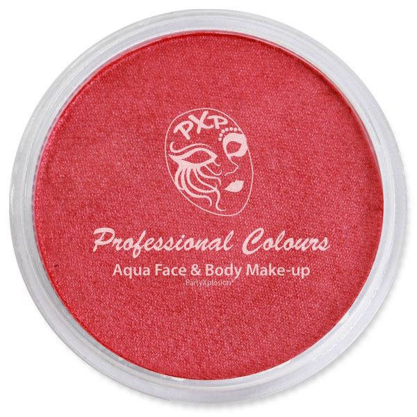 PXP PartyXplosion facepaint Pearl Red
