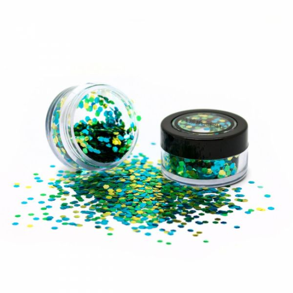 PaintGlow biodegradable cosmetic glitter mixes Sea Horse