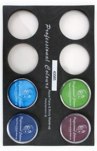PXP Face Paint case Trayfor 30 gram pots