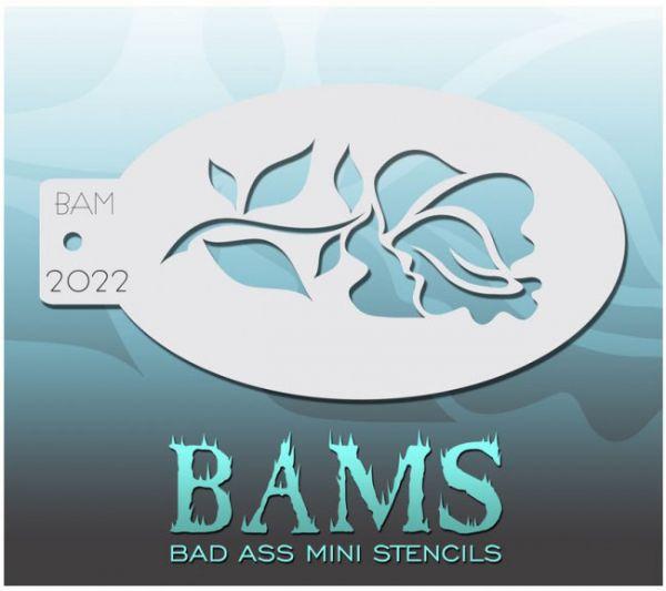 Bad Ass BAMS stencil 2022