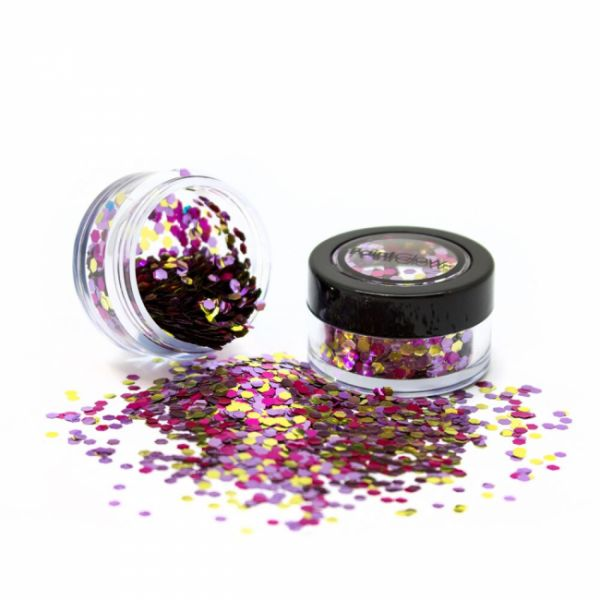 PaintGlow biodegradable cosmetic glitter mixes Angelfish