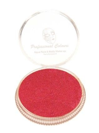 PXP Aqua face & body paint Pearl Red