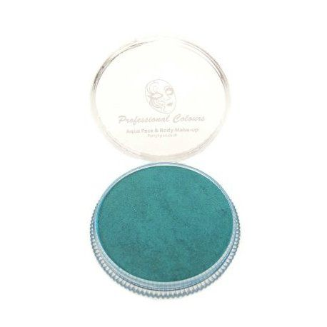 PXP Aqua face & body paint Pearl Sea Blue