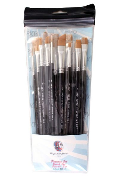 PXP 15 brushes set assorted grime profigrime