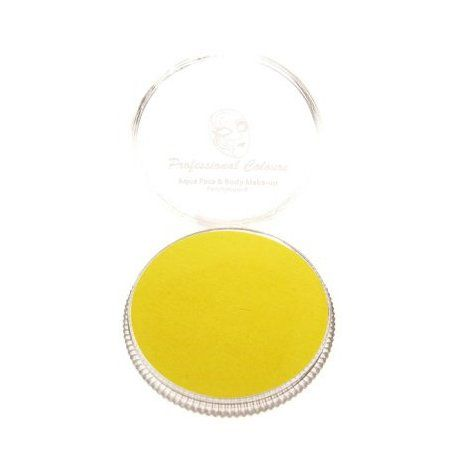 PXP Aqua face & body paint Pearl Yellow