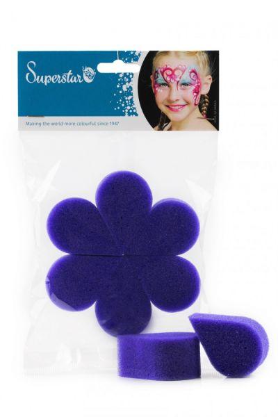 Superstar Eco Butterfly Sponge