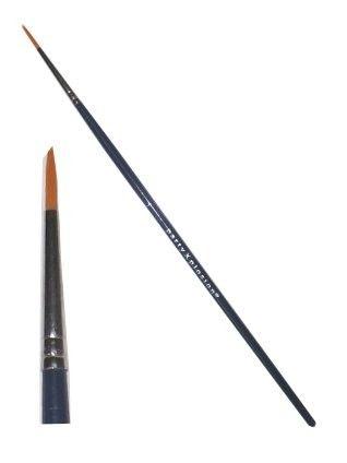 PXP lip- and eyeliner brush in various sizes