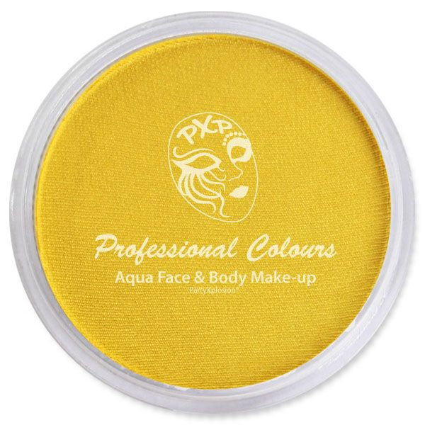 PXP PartyXplosion facepaint Pearl Yellow