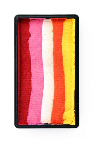 PXP One Stroke Red pink white orange yellow PartyXplosion
