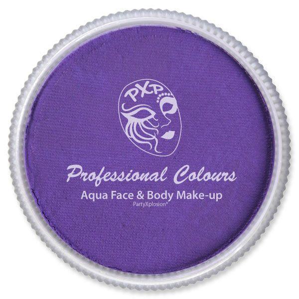 PXP face paint Neon Violet PartyXplosion