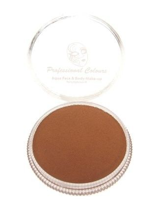 PXP Aqua face & body paint Light Brown