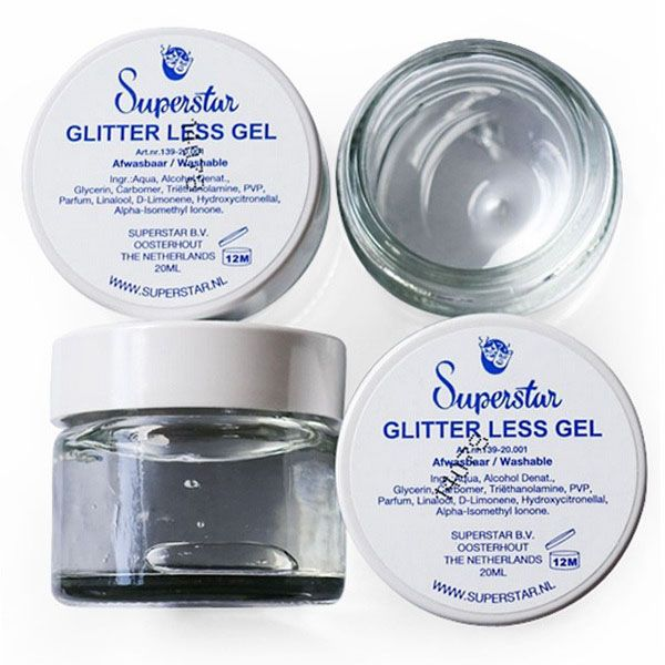 Superstar fixing gel 6 x 15 ml