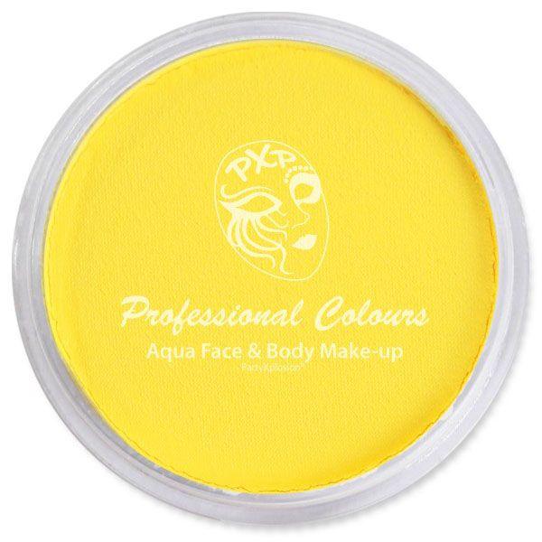 PXP PartyXplosion face paint Sunflower Yellow