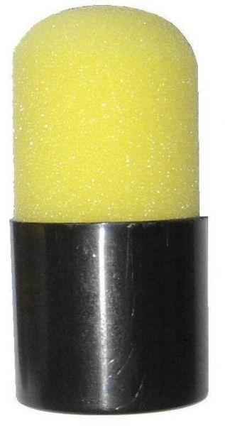 12x Mini Foam Sponge in holder