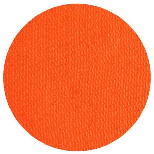 Superstar Face paint Bright orange colour 033