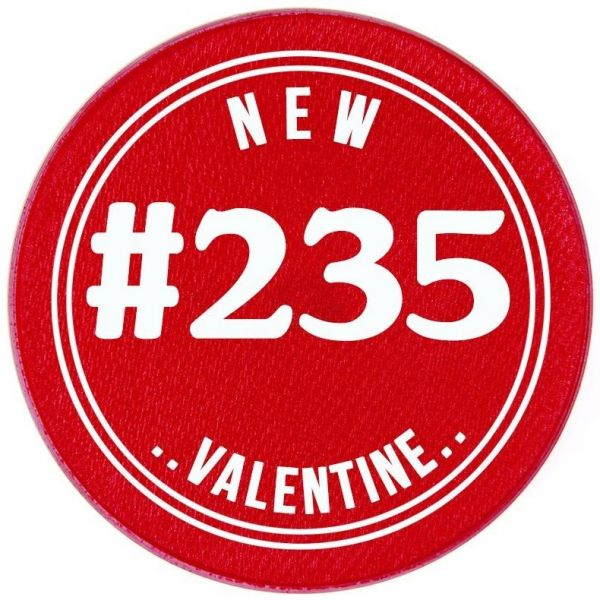 Superstar Facepaint Valentine Shimmer colour 235