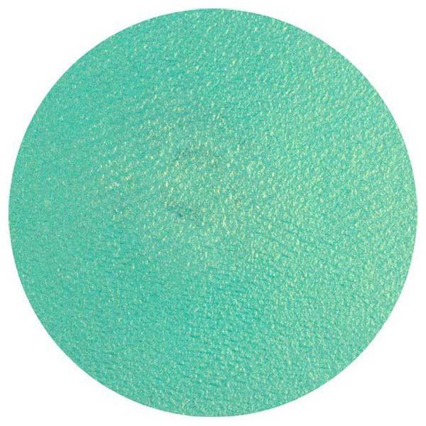 Superstar Paint paint Golden Green Shimmer colour 129