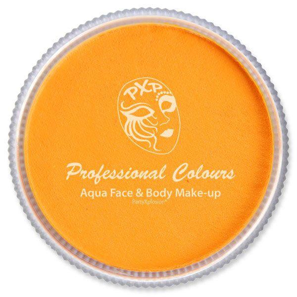 PXP PartyXplosion facepaint pastel orange 24E