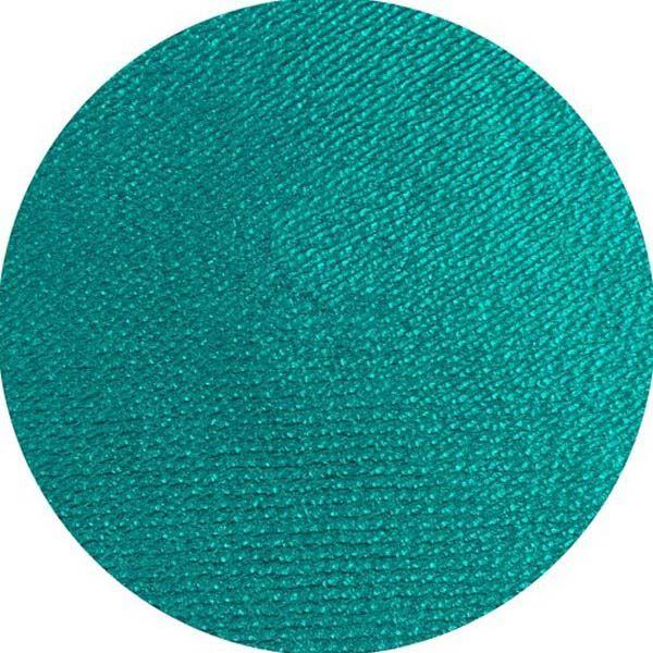 Superstar Facepaint Peacock shimmer colour 341