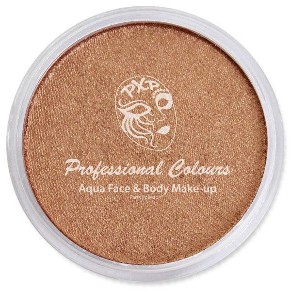 PXP PartyXplosion facepaint Pearl Pearl Bronze