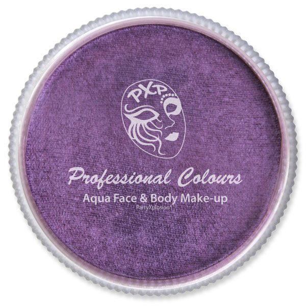 PXP face paint Pearl Gotisch Plum FDA - EU PartyXplosion